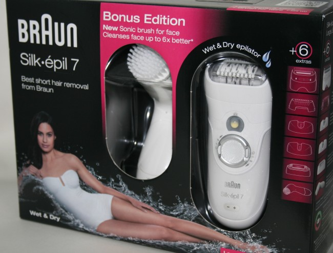 Braun Silk-epil Beauty Editions