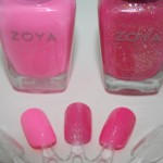 Zoya SS14 Shades: Kirtridge and Harper