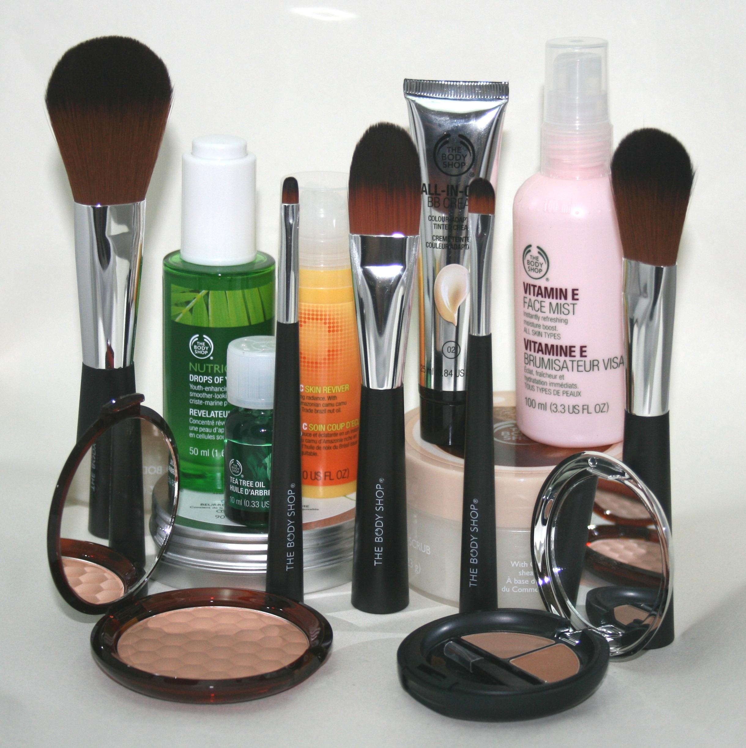 The Body Shop Best Makeup Finds: The Body Shop Beauty Gems