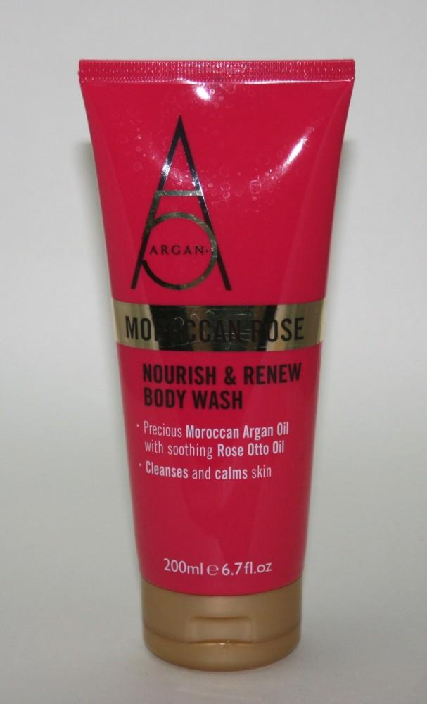 Quick Pick Tuesday: Argan+ Moroccan Rose Nourish and Renew Body Wash