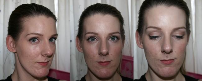 Bare Minerals 5in1 BB Advanced Performance Cream Eyeshadow Look