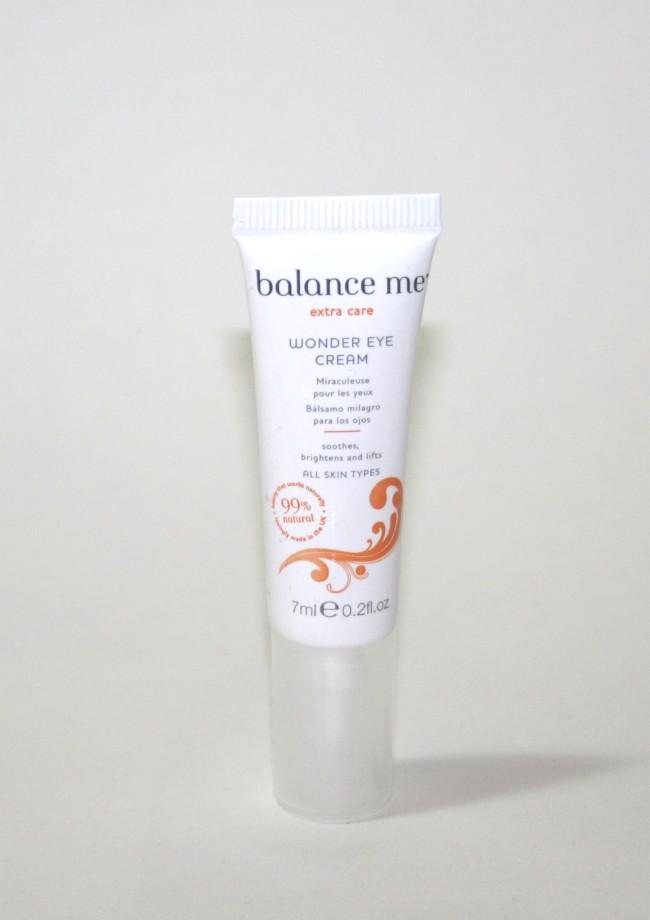 Birchbox July 2014 Balance Me