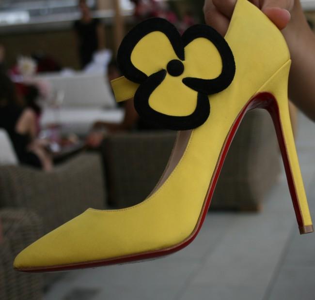 Christian Louboutin Beaute The Shoe