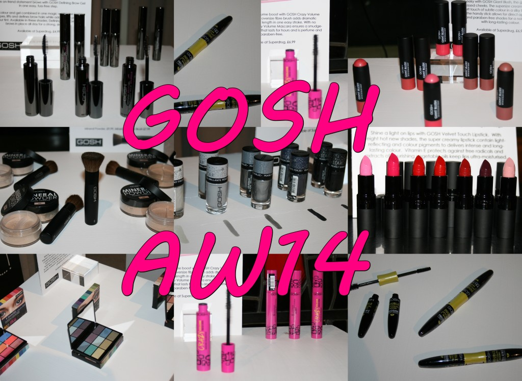 GOSH Make-Up AW14