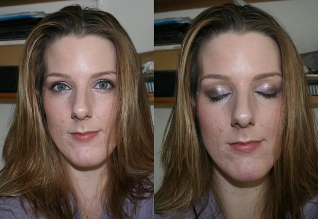 Nars Dual Intensity Eye Shadows Look 3