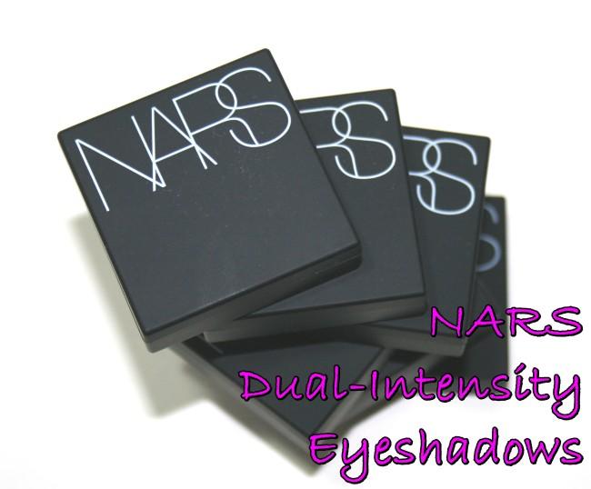Nars Dual-Intensity Eye Shadows Review