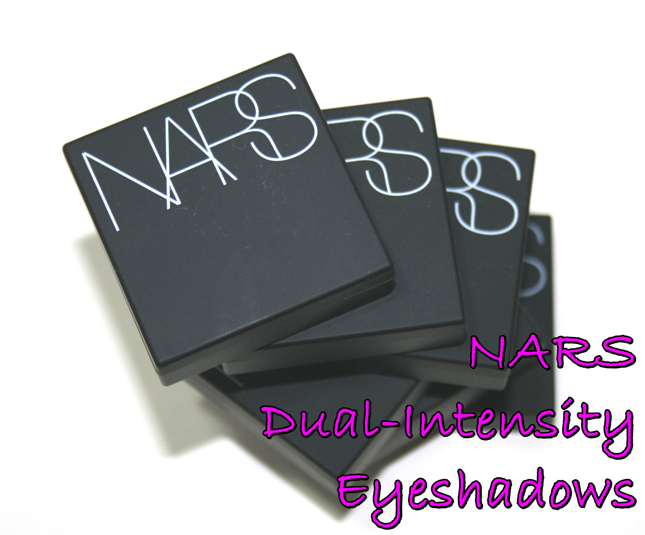 NARS Dual Intensity Eye Shadows - Review and Swatches