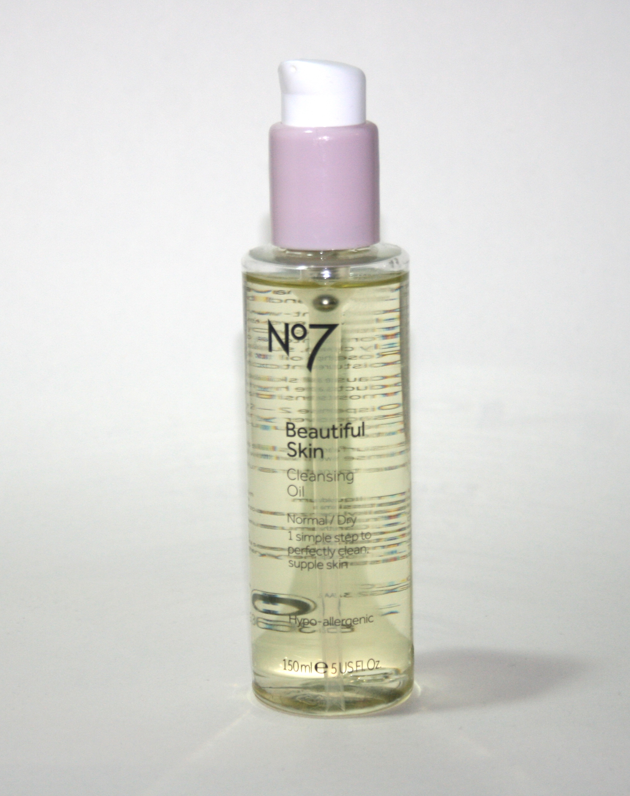 boots no7 beautiful skin cleansing uk