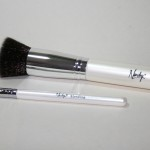 Nanshy Flat Top Brush and Blending Eye Shadow Brush