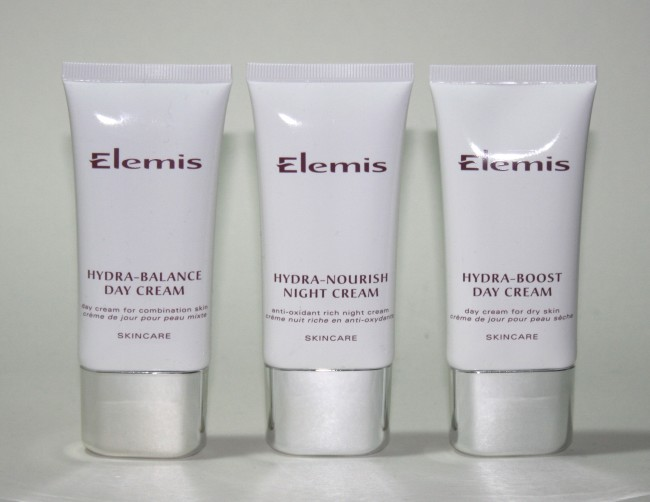 Elemis Hydra Day and Night Creams