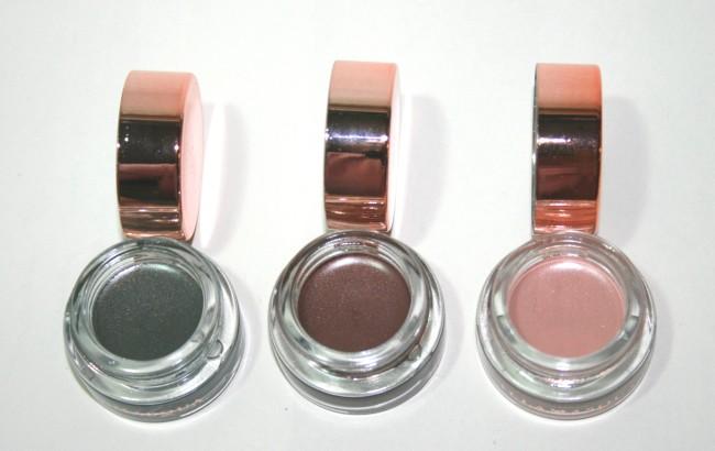 Illamasqua Once Vintage Metallic Eye Shadows