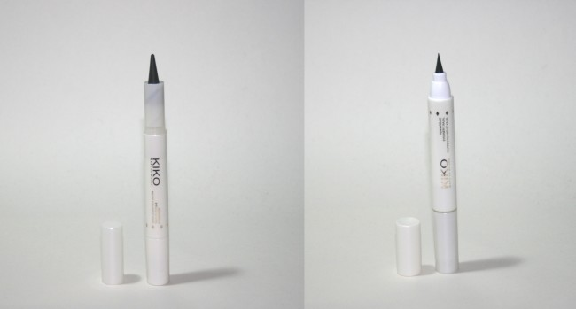 Kiko All-In Eye Marker and Kajal