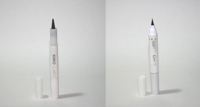 Kiko All-In Eye Marker and Kajal