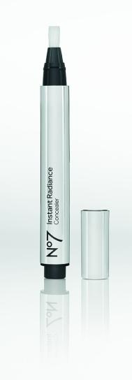 New No7 Instant Radiance Under Eye Concealer