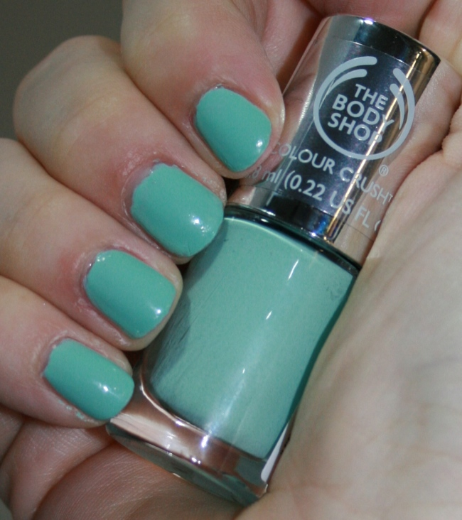 The Body Shop Mint Cream