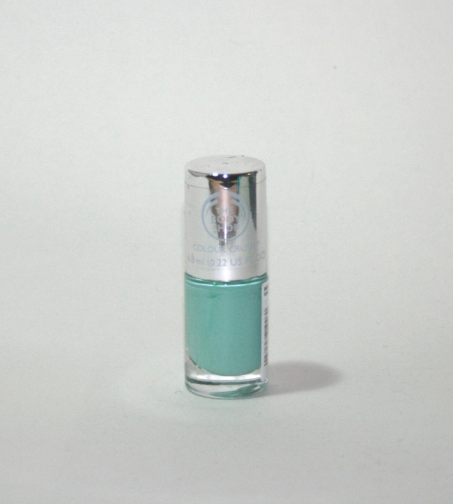 The Body Shop Colour Collection Mint Cream
