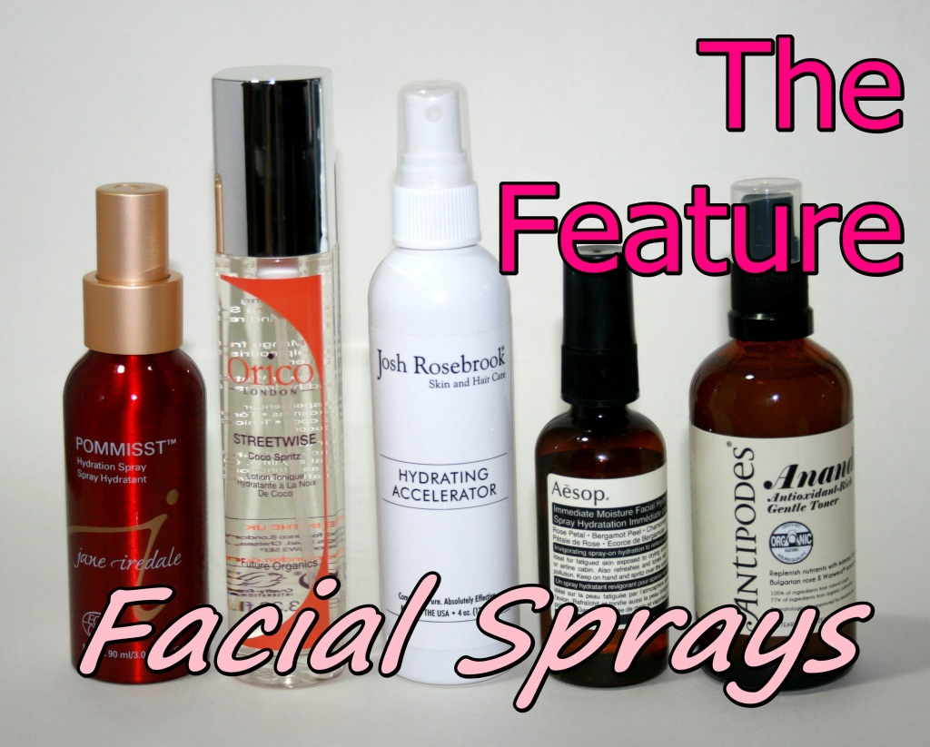 The Feature: Facial Sprays