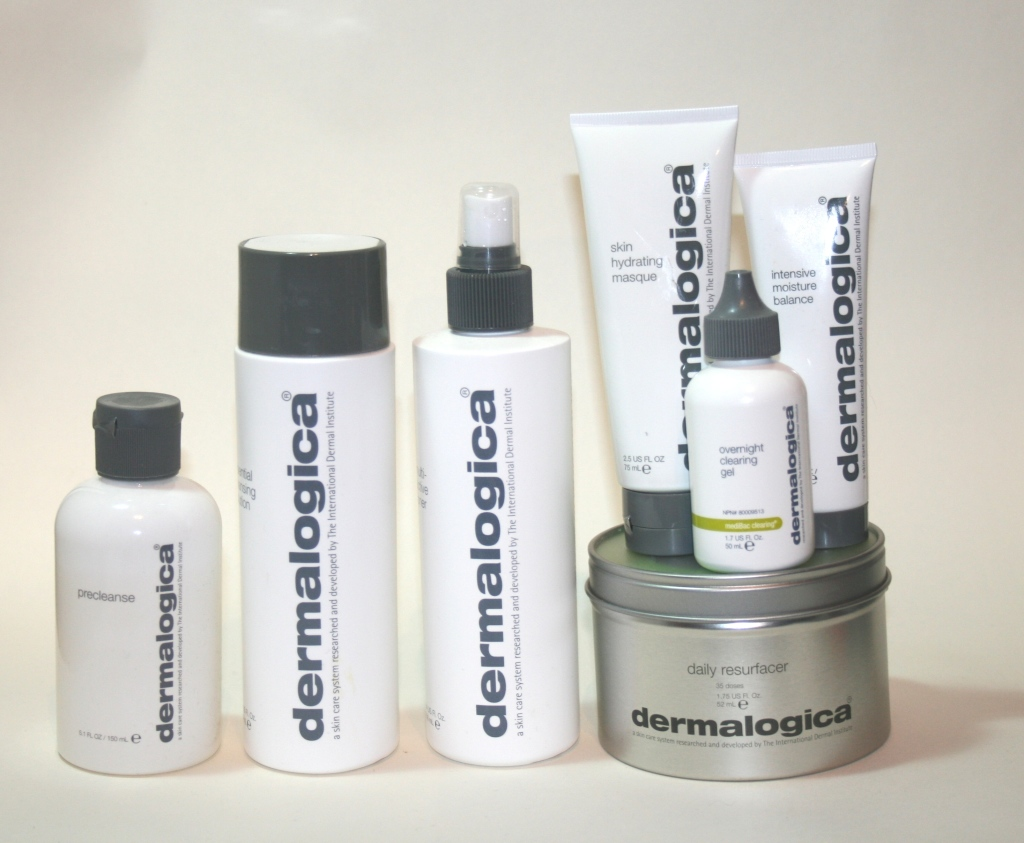 My Dermalogica Prescription Review