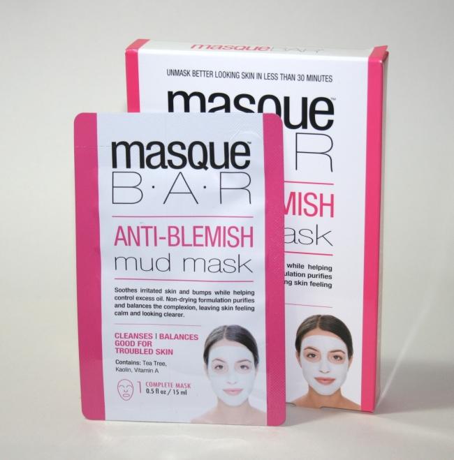 MasqueBar Anit-Blemish Mud Mask