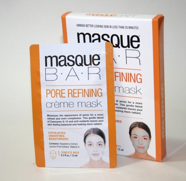 MasqueBar Pore Refining Creme Mask