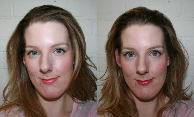 Maybelline Color Drama in Fuchsia Desire and In With Coral
