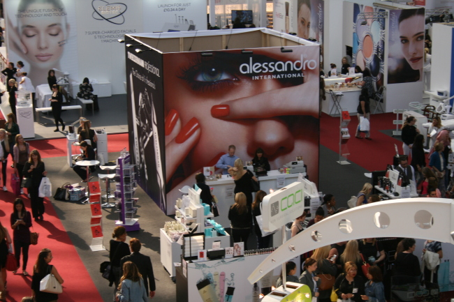 Olympia Beauty 2014 review