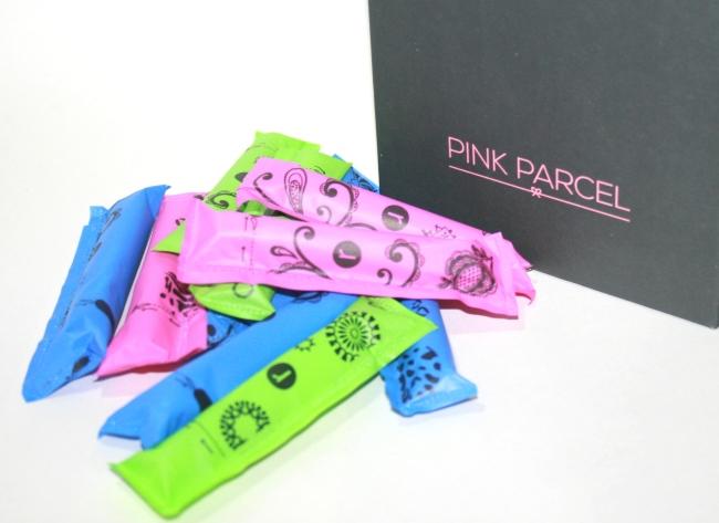 Pink Parcel U by Kotex