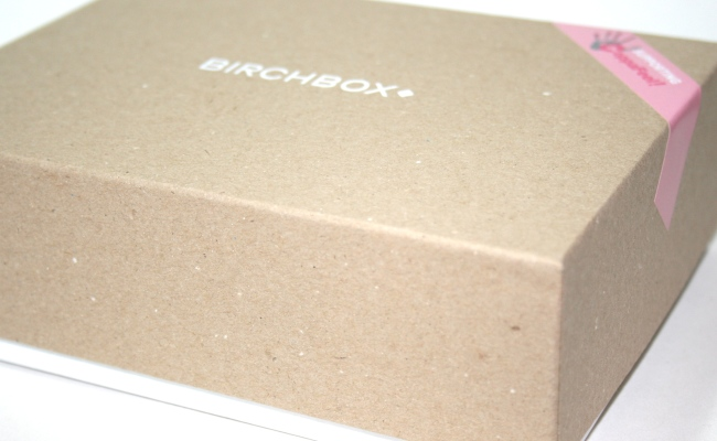 Birchbox October 2014