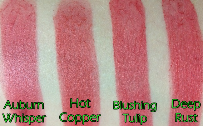 Boots Calico Coral Swatches Stay Perfect