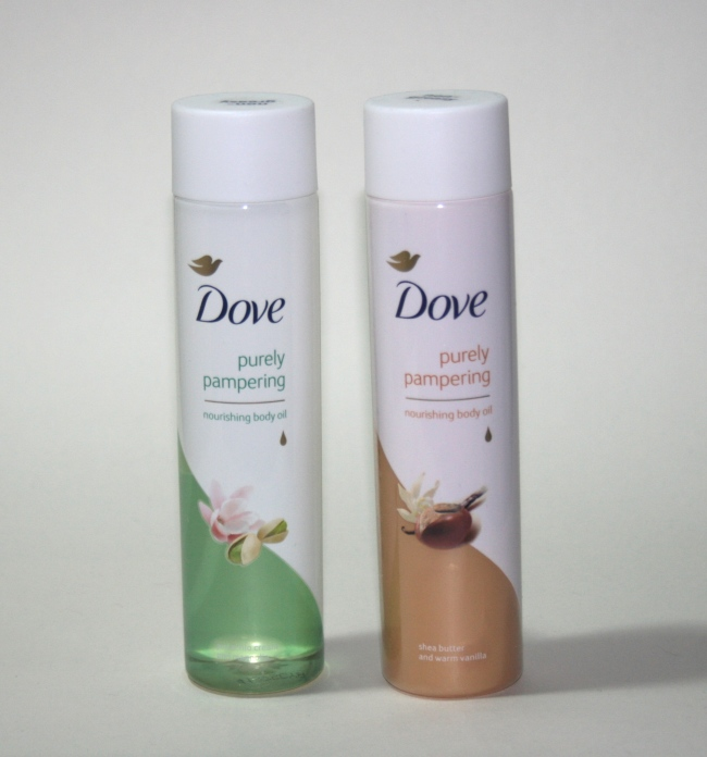 Quick Pick Tuesday: Dove Purely Pampering Nourishing Body Oils