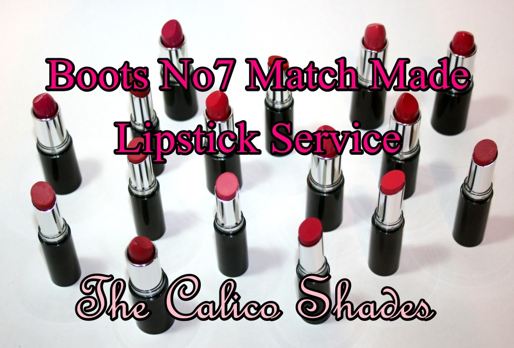 No7 Match Made Lips: Calico Plums and Reds