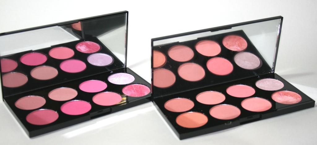 Makeup Revolution Blusher Palettes – Hot Spice & Sugar and Spice