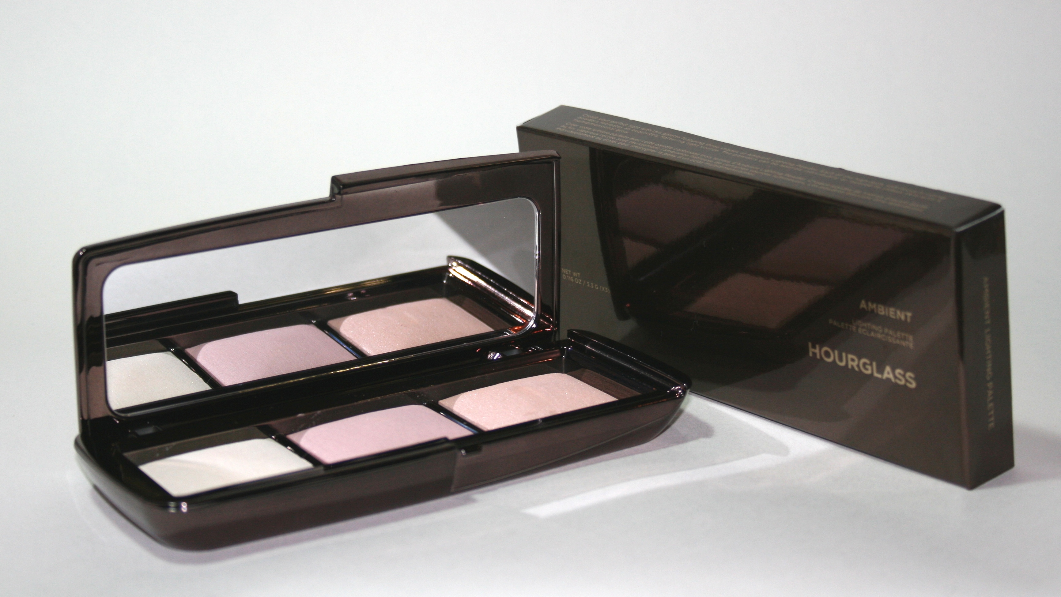 Hourglass Ambient Lighting Palette (bespoke trio)