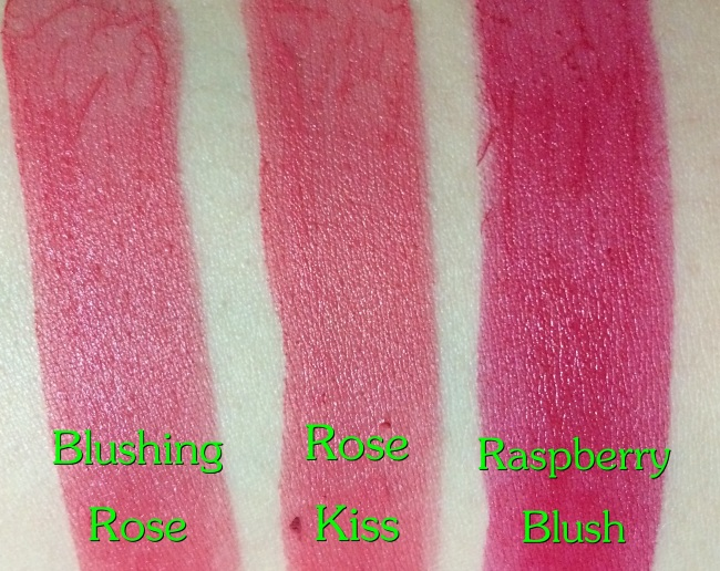 Stay Perfect Calico Pinks Swatches