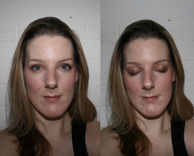 Cargo Cosmetics Essential Eye Shadow Palette in Bronze