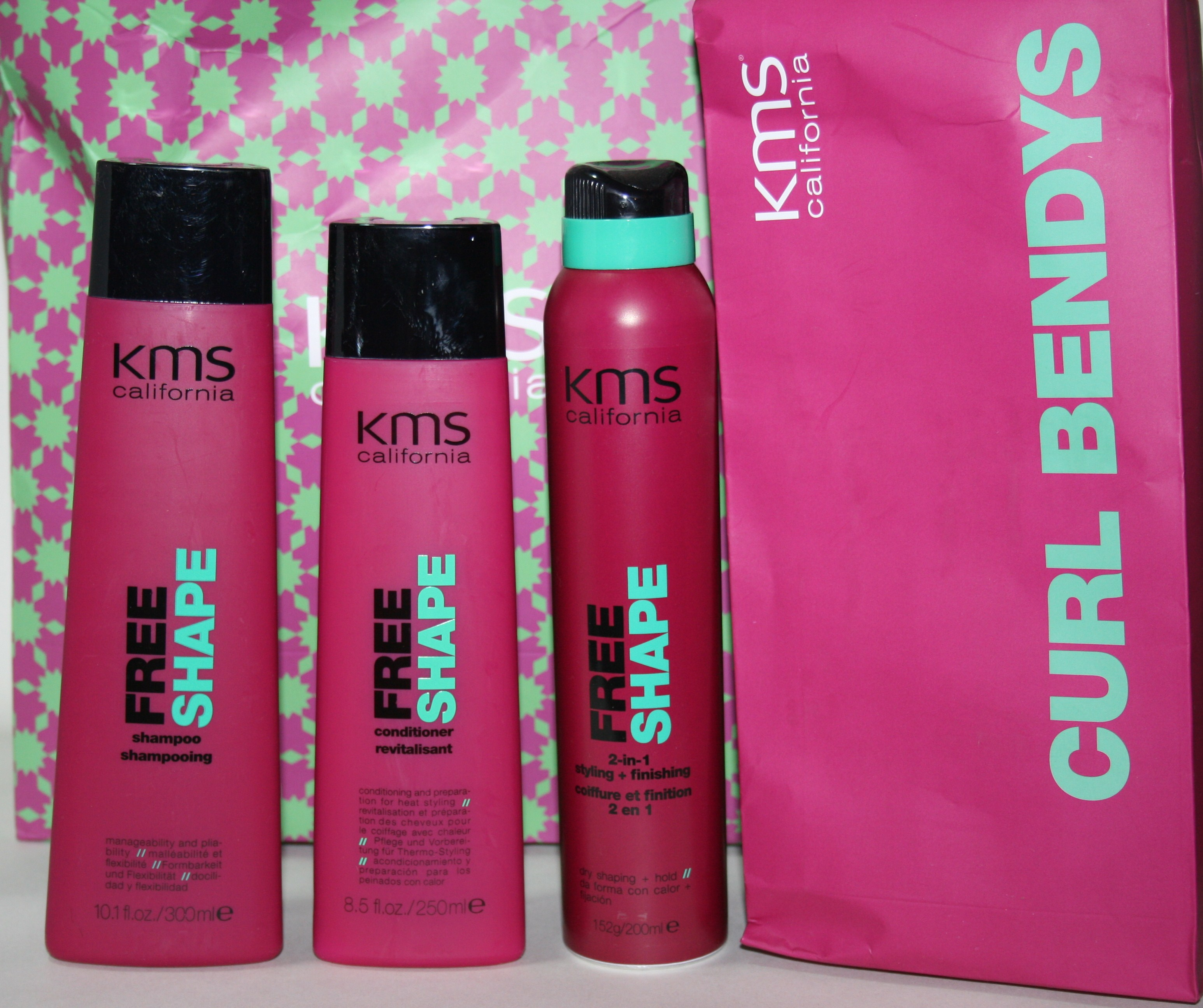 12 Gifts of Christmas: KMS California Create Waves Kit