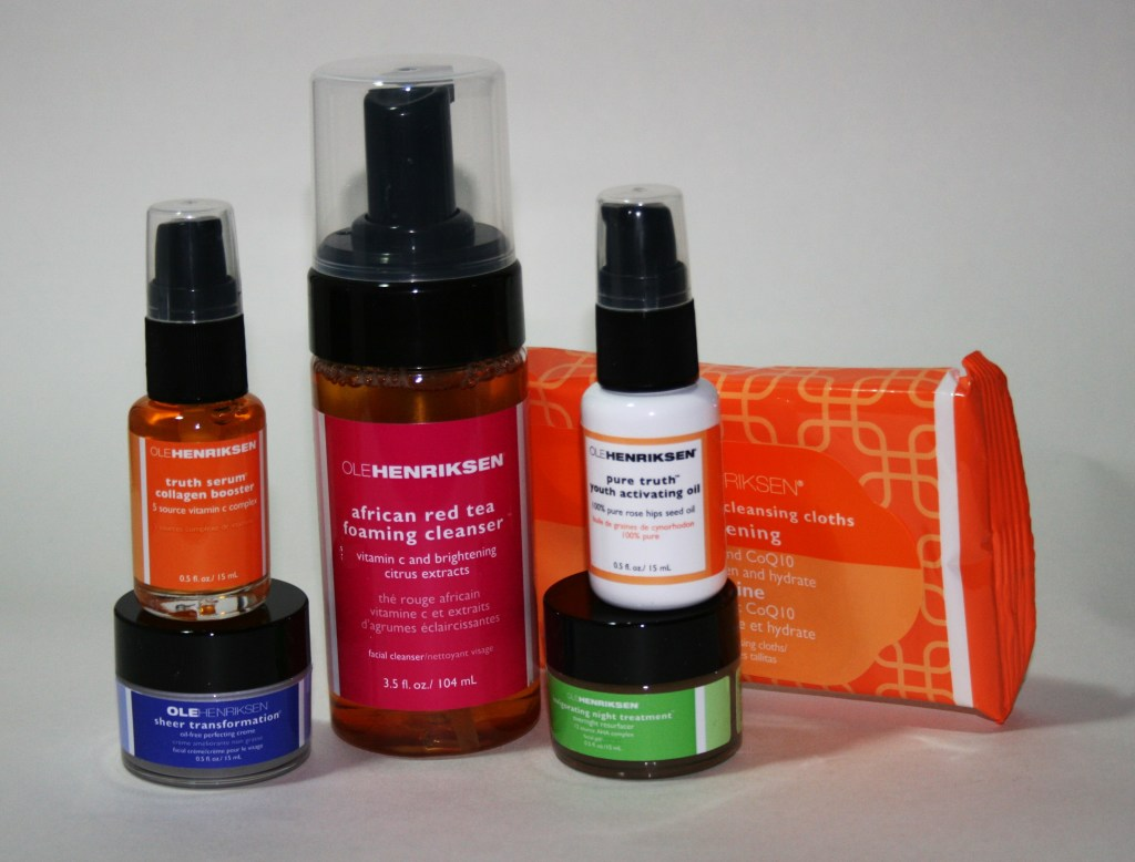 12 Gifts of Christmas: Ole Henriksen Unwrap Your Radiance Collection