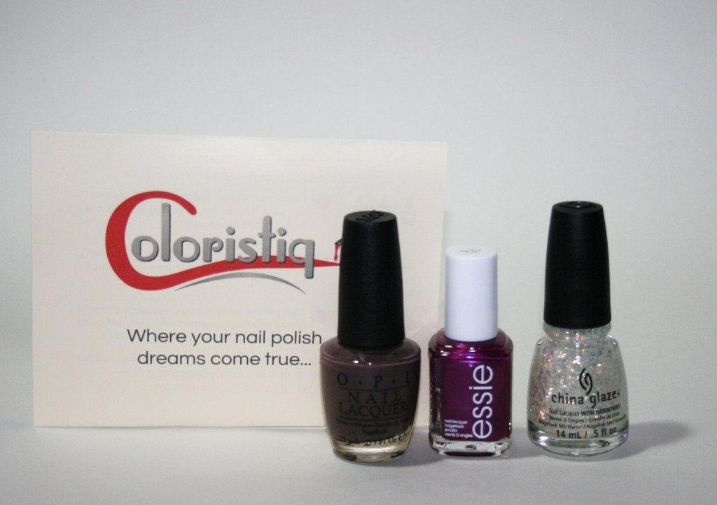Coloristiq: the Nail Polish Rental Service