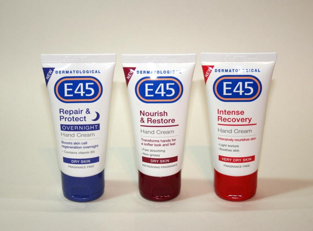E45 Hand Creams