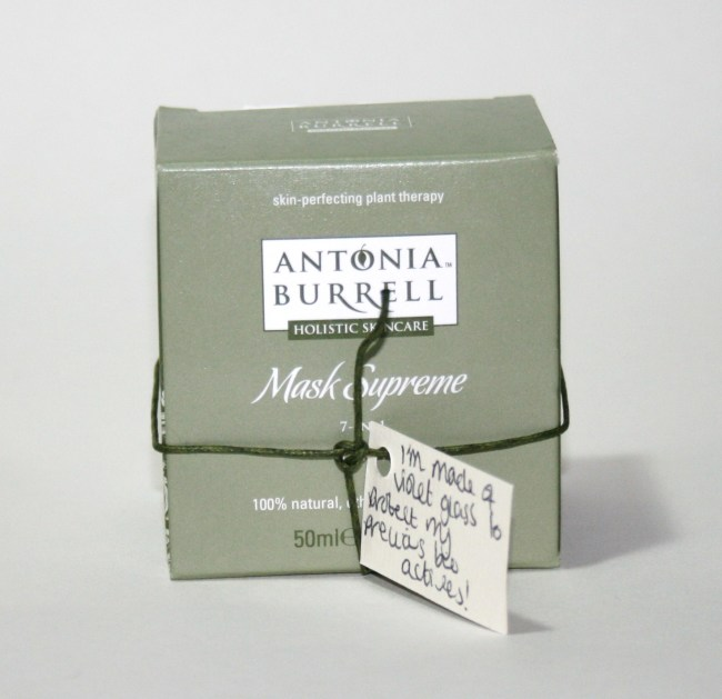 Antonia Burrell Mask Supreme 7in1