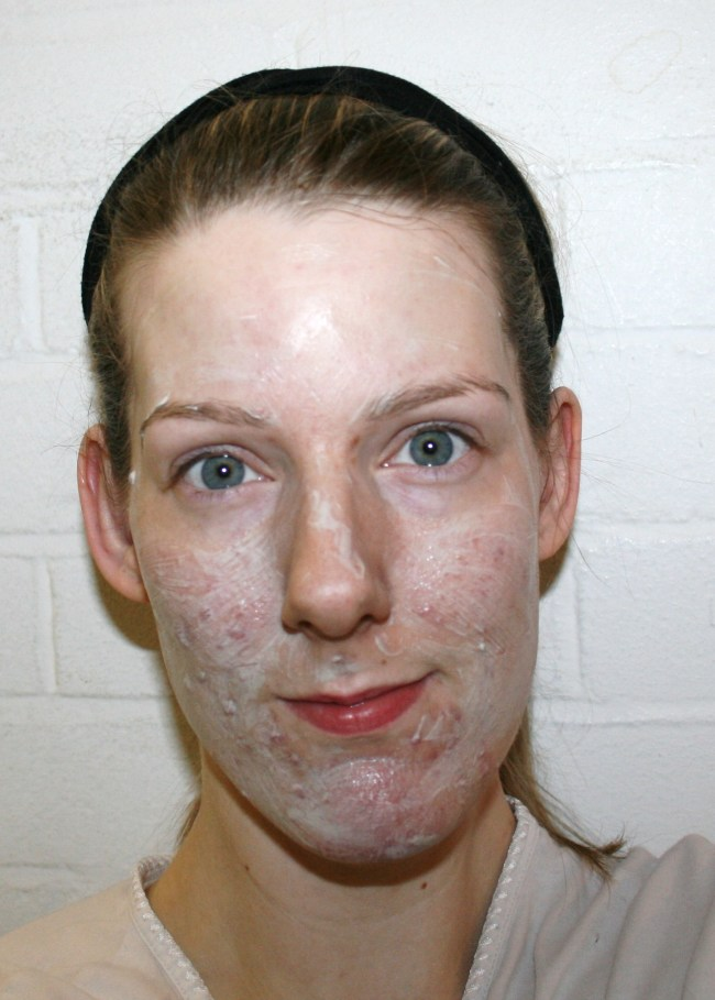 Antonia Burrell Mask Supreme Review