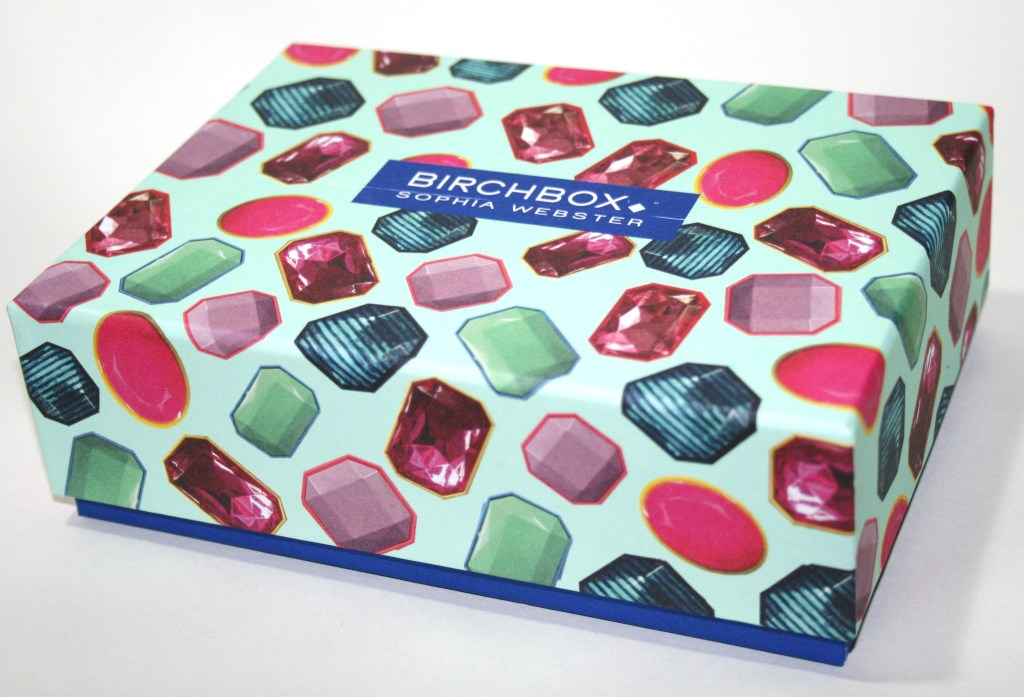Birchbox December 2014 – Sophia Webster Collaboration