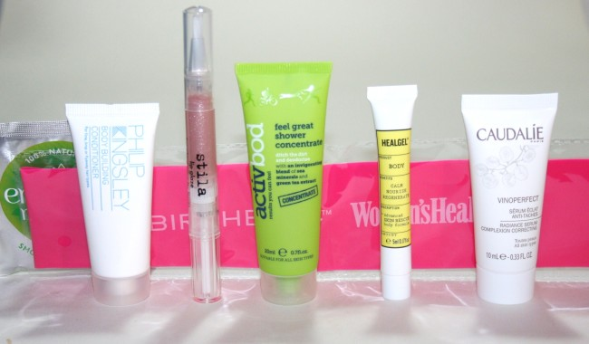 Birchbox January 2015 Contents Review