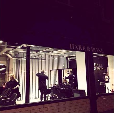 New Salon Launch: Hare & Bone