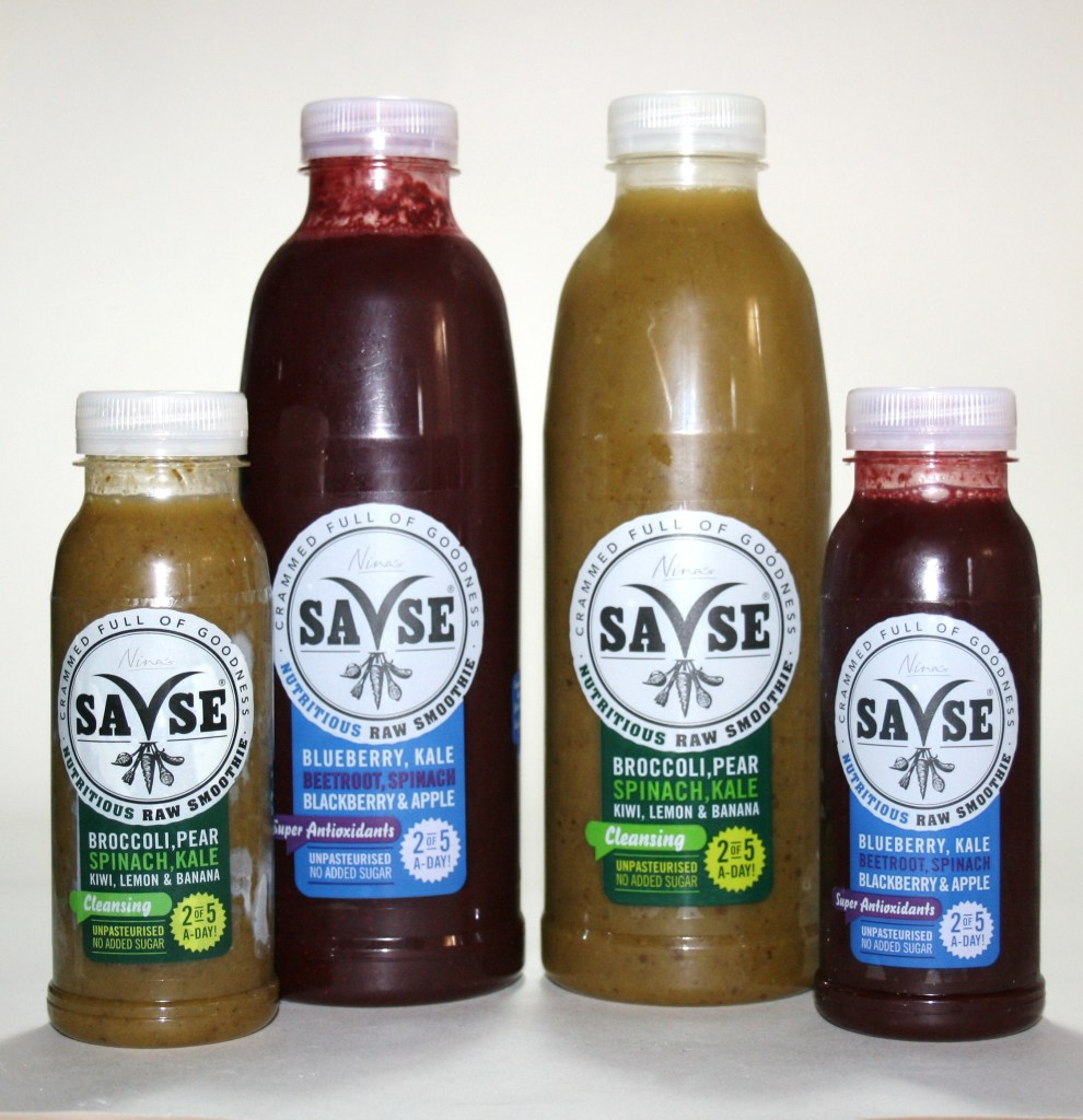 Health Hacks: Savse Smoothies