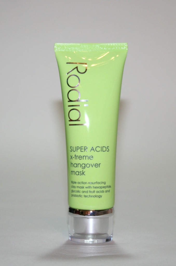 Mask Monday: Rodial Super Acids X-Treme Hangover Masks