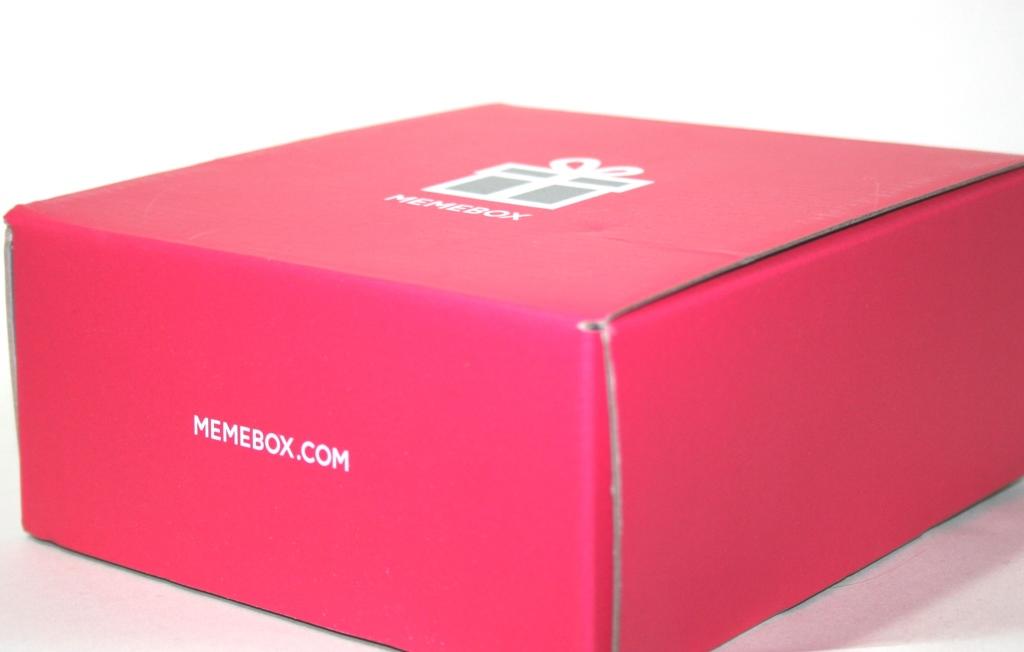 Memebox Special #33: K-Style 2