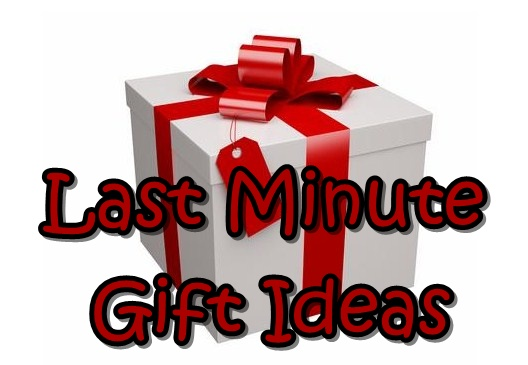 Last Minute Christmas Presents