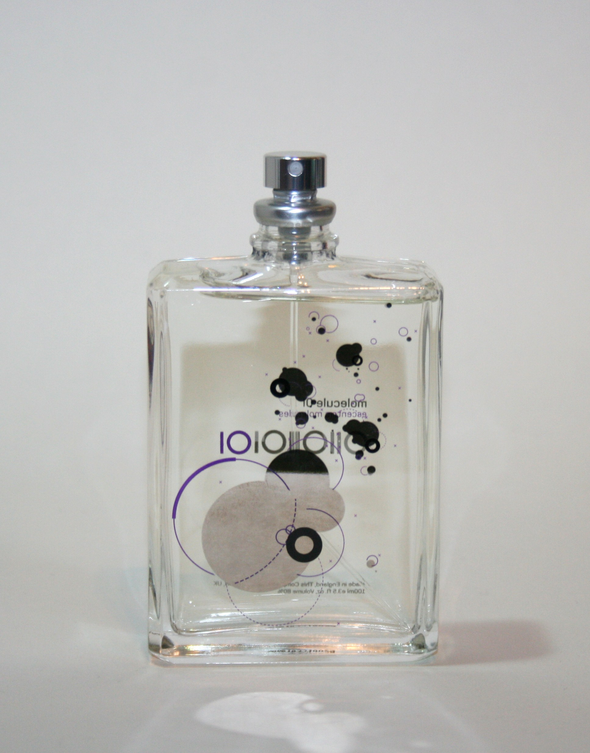 Escentric Molecules Molecule 01 perfume: description, reviews, photos 40