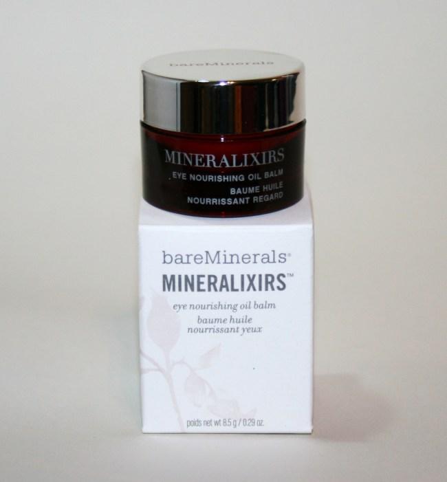 bareMinerals Minerlixirs Eye Nourishing Balm
